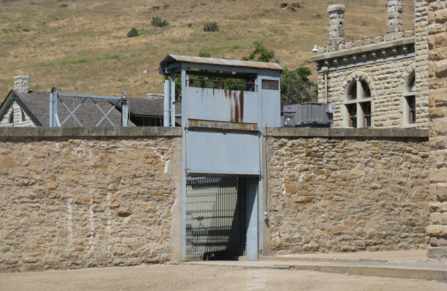 the old idaho state prison
